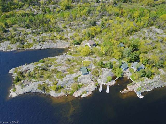 1600 Georgian Bay Water ., Pointe au Baril, ON P0G 1K0 (MLS #30746563) :: Sutton Group Envelope Real Estate Brokerage Inc.
