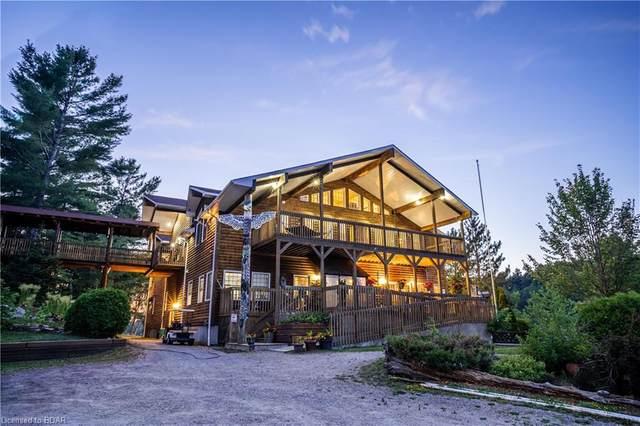 513 Lemieux Road, Monetville, ON P0M 2K0 (MLS #30765719) :: Forest Hill Real Estate Collingwood