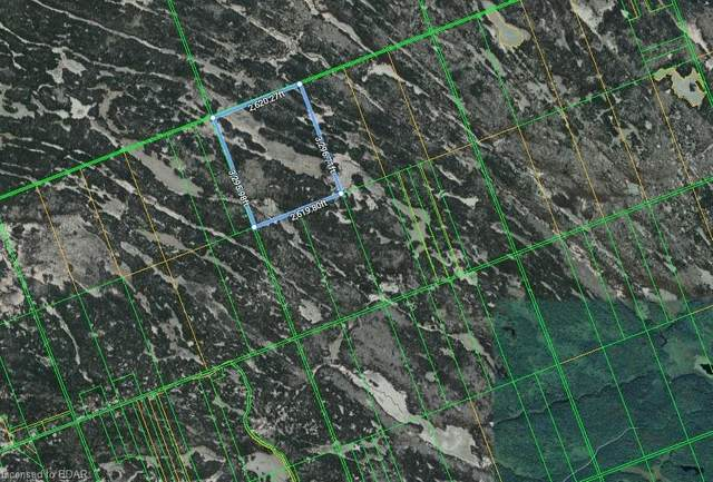 LT 24&25 Bear Cave Road, Muskoka, ON P0C 1J0 (MLS #30776190) :: Forest Hill Real Estate Collingwood