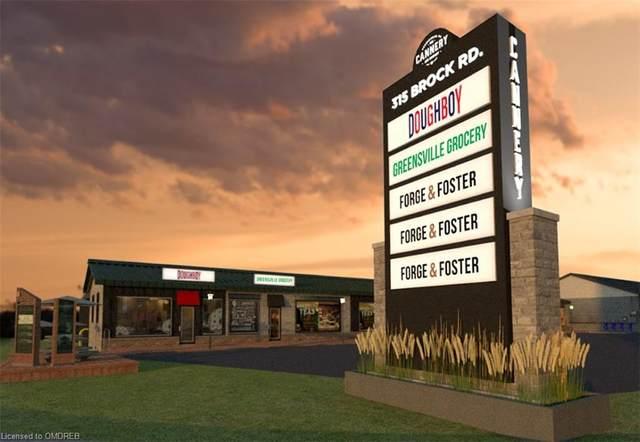 325 Old Brock Road #3, Greensville, ON L9H 5H7 (MLS #30782926) :: Forest Hill Real Estate Collingwood