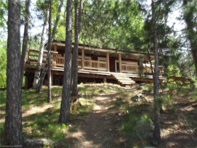 18 Papa John's Road, Temagami, ON P0H 2H0 (MLS #30785650) :: Forest Hill Real Estate Collingwood