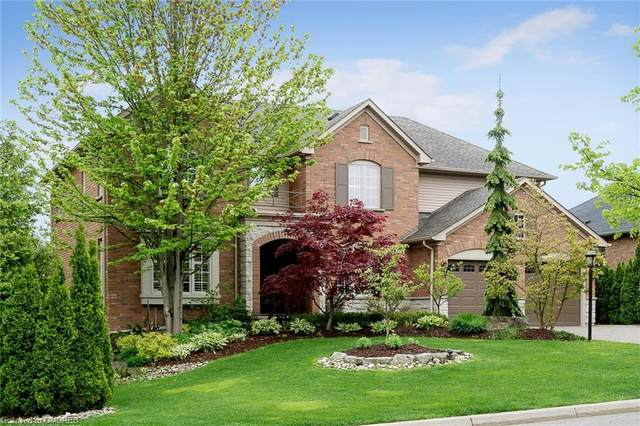 1088 Sturbridge Drive, Burlington, ON L7P 5B5 (MLS #30789913) :: Forest Hill Real Estate Collingwood