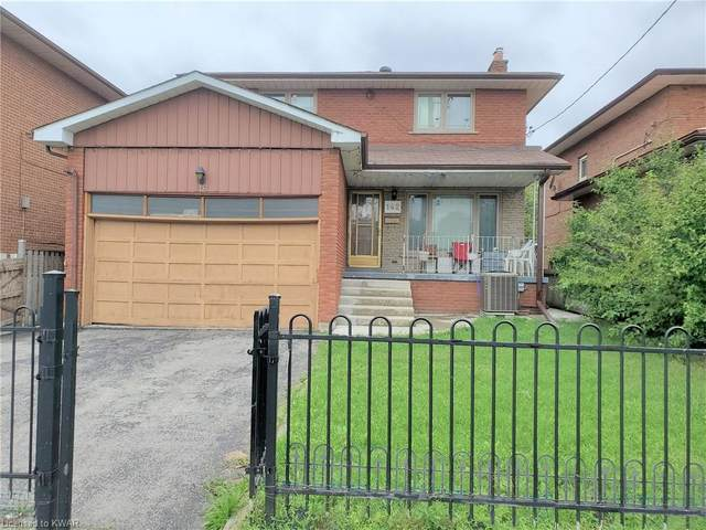142 Brown's Line, Toronto, ON M8W 3T2 (MLS #30792546) :: Forest Hill Real Estate Collingwood