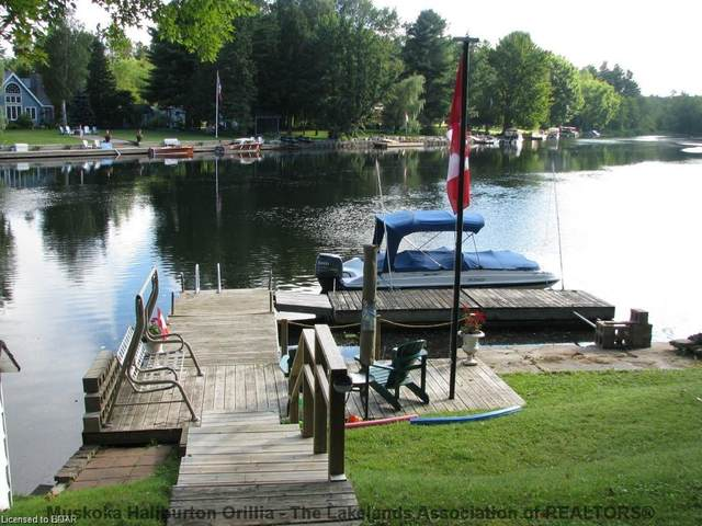 4270 Canal Road, Washago, ON L0K 2B0 (MLS #30796393) :: Forest Hill Real Estate Inc Brokerage Barrie Innisfil Orillia