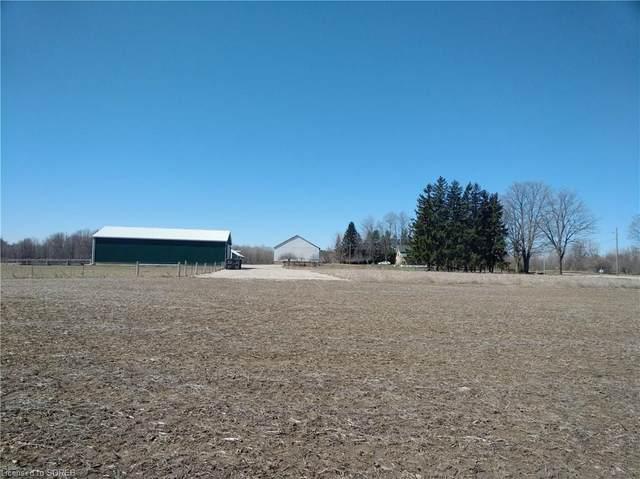 826396 Township #8 Road, Drumbo, ON N0J 1G0 (MLS #30802637) :: Sutton Group Envelope Real Estate Brokerage Inc.