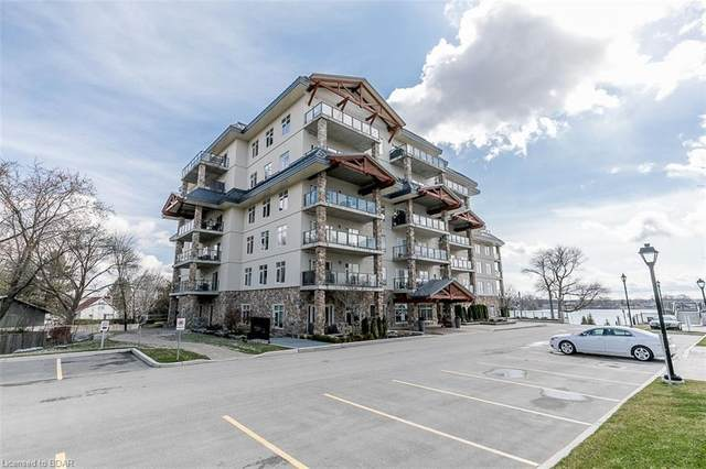 80 Orchard Point Road #507, Orillia, ON L3V 1C6 (MLS #30803018) :: Forest Hill Real Estate Inc Brokerage Barrie Innisfil Orillia