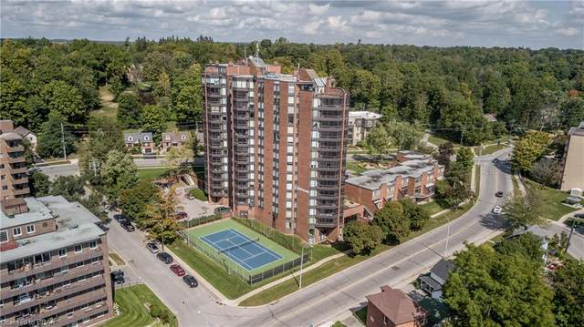 181 Collier Street #117, Barrie, ON L4M 5L6 (MLS #30803533) :: Forest Hill Real Estate Collingwood