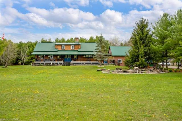 6189 Sunnidale-Tosorontio Townline Line, Adjala-Tosorontio, ON L0M 1N0 (MLS #30804618) :: Forest Hill Real Estate Collingwood