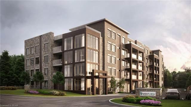 #307-105 Spencer Avenue, Orangeville, ON L9W 5B1 (MLS #30804990) :: Forest Hill Real Estate Collingwood
