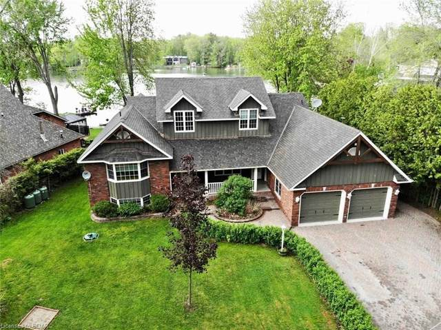 3708 Portage Bay Road, Washago, ON L0K 2B0 (MLS #30807922) :: Forest Hill Real Estate Inc Brokerage Barrie Innisfil Orillia