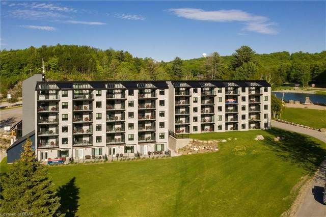 80 Horseshoe Valley Boulevard #203, Oro-Medonte, ON L4M 4Y8 (MLS #30808796) :: Forest Hill Real Estate Inc Brokerage Barrie Innisfil Orillia