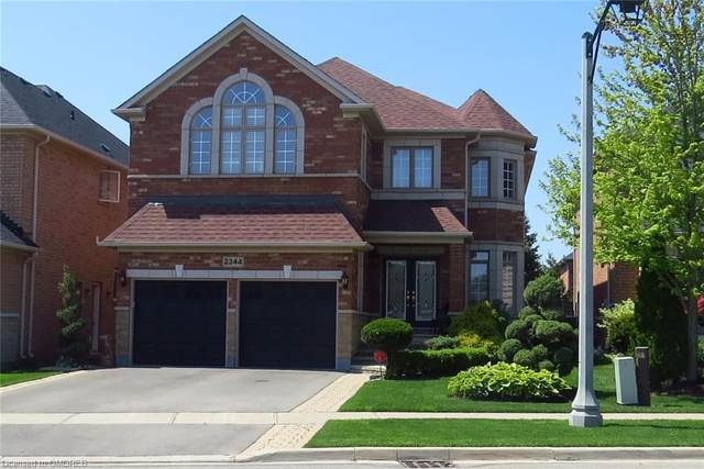 2344 Coronation Drive, Oakville, ON L6H 7N2 (MLS #30809132) :: Forest Hill Real Estate Collingwood