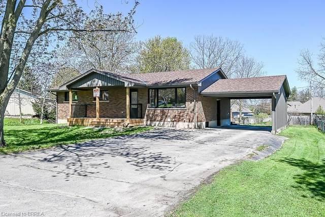 28 Lois Crescent, Brantford, ON N3T 5L5 (MLS #30809629) :: Forest Hill Real Estate Collingwood