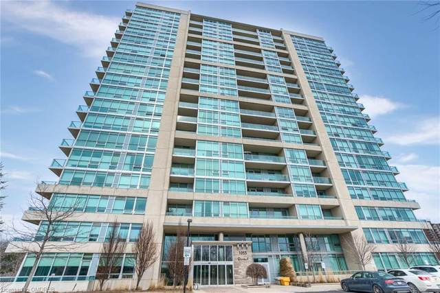 1055 Southdown Road #1512, Mississauga, ON L5J 0A3 (MLS #30809665) :: Forest Hill Real Estate Collingwood