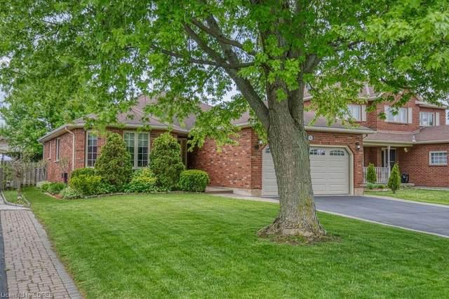 16 Jones Avenue, Norfolk County, ON N3Y 5K4 (MLS #30809675) :: Forest Hill Real Estate Collingwood