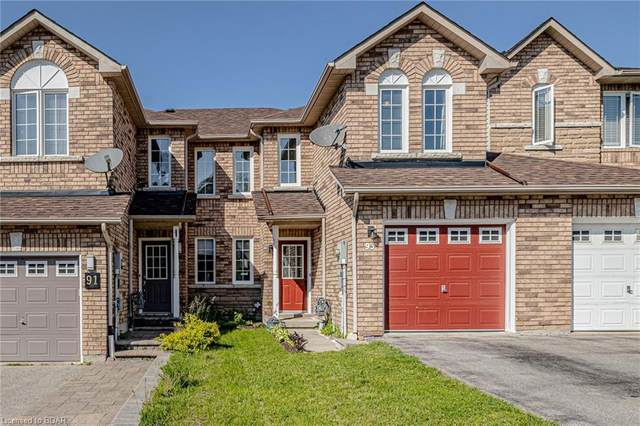 93 Hawthorne Crescent, Barrie, ON L4N 9Y8 (MLS #30810346) :: Forest Hill Real Estate Inc Brokerage Barrie Innisfil Orillia