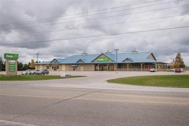 1024 # 9 Highway, Mildmay, ON N0G 2J0 (MLS #30810418) :: Forest Hill Real Estate Collingwood
