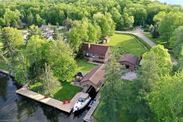 4149 Glen Cedar Drive, Orillia, ON L3V 6H7 (MLS #30810922) :: Forest Hill Real Estate Inc Brokerage Barrie Innisfil Orillia