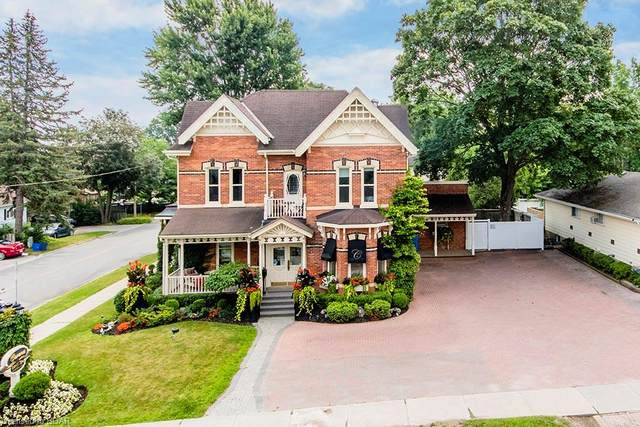241 Mississaga Street W, Orillia, ON L3V 3B7 (MLS #30810961) :: Forest Hill Real Estate Inc Brokerage Barrie Innisfil Orillia