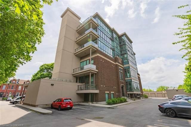 50 Murray Street W #101, Hamilton, ON L8L 1B3 (MLS #30810989) :: Forest Hill Real Estate Collingwood
