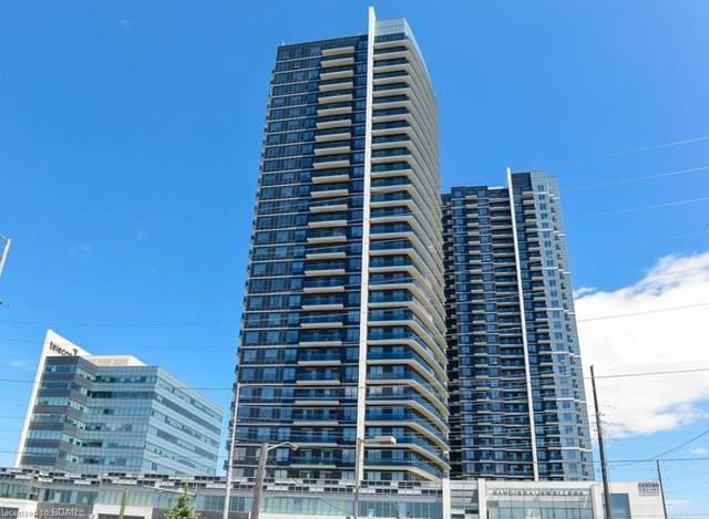 3700 Highway 7 Road W #410, Vaughan, ON L4L 0G8 (MLS #30811174) :: Sutton Group Envelope Real Estate Brokerage Inc.