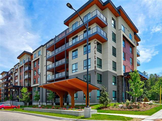 306 Essa Road #604, Barrie, ON L9J 0H5 (MLS #30811359) :: Forest Hill Real Estate Inc Brokerage Barrie Innisfil Orillia