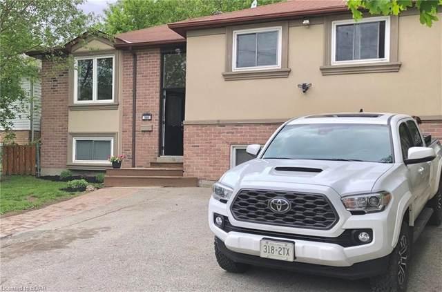 188 Edgehill Drive, Barrie, ON L4N 1M1 (MLS #30811541) :: Forest Hill Real Estate Inc Brokerage Barrie Innisfil Orillia