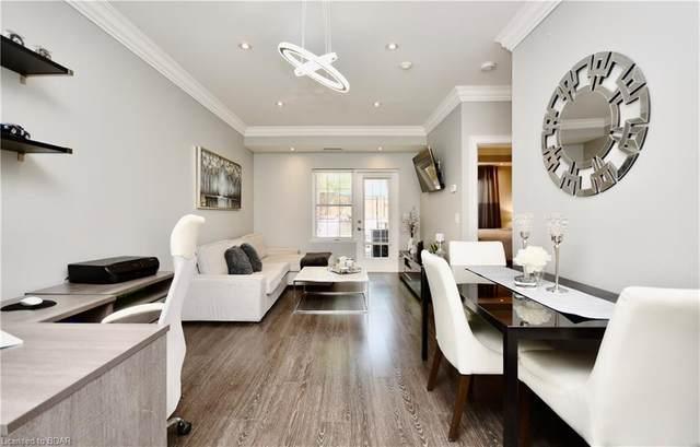 9973 Keele Street #107, Maple, ON L6A 3Y5 (MLS #30811692) :: Sutton Group Envelope Real Estate Brokerage Inc.