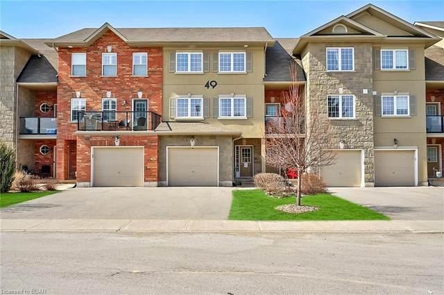 49 Ferndale Drive S #5, Barrie, ON L4N 5W9 (MLS #30811740) :: Forest Hill Real Estate Inc Brokerage Barrie Innisfil Orillia