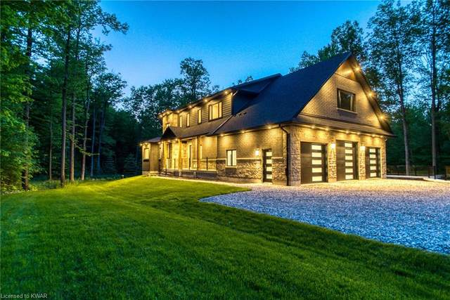 4776 Wilmot Easthope Road, New Hamburg, ON N3A 3T7 (MLS #30811971) :: Forest Hill Real Estate Collingwood