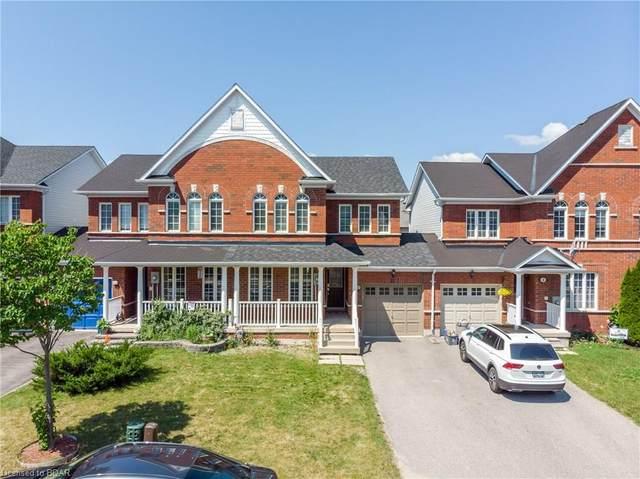 22 Beatrice Lane, Barrie, ON L4M 7G5 (MLS #30812019) :: Sutton Group Envelope Real Estate Brokerage Inc.