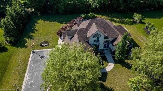 11 Basswood Circle, Shanty Bay, ON L0L 2L0 (MLS #30812086) :: Forest Hill Real Estate Inc Brokerage Barrie Innisfil Orillia