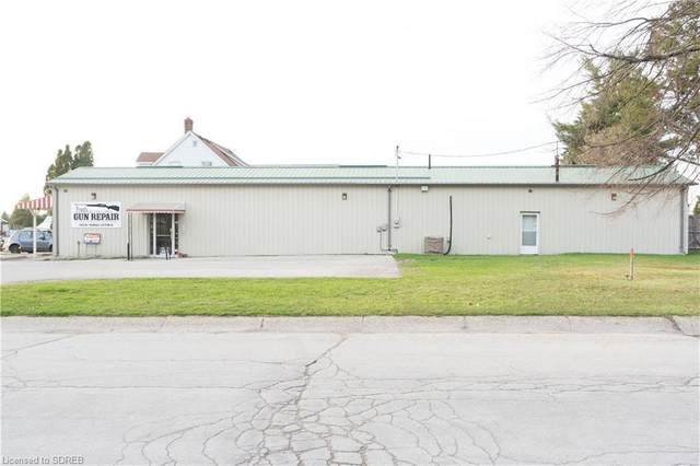 579 James Street, Delhi, ON N4B 2C5 (MLS #30812513) :: Sutton Group Envelope Real Estate Brokerage Inc.