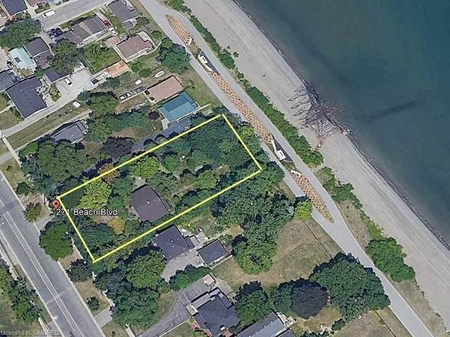 271 Beach Boulevard, Hamilton, ON L8H 6V8 (MLS #30812741) :: Forest Hill Real Estate Collingwood