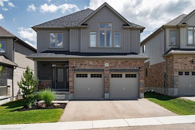 715 Rock Elm Street, Waterloo, ON N2V 0C3 (MLS #30812855) :: Sutton Group Envelope Real Estate Brokerage Inc.