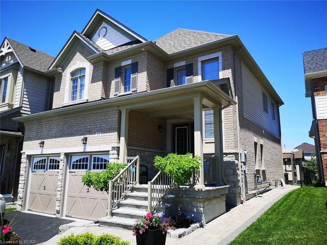 18 Burke Street, Alliston, ON L0L 1L0 (MLS #30812883) :: Sutton Group Envelope Real Estate Brokerage Inc.
