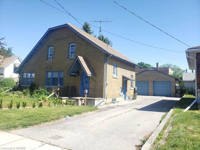 117 Eagle Street, Delhi, ON N4B 1S6 (MLS #30813318) :: Sutton Group Envelope Real Estate Brokerage Inc.