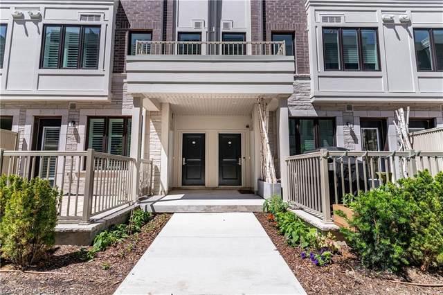 95 Eastwood Park Gardens #25, Toronto, ON M8W 0B2 (MLS #30813710) :: Sutton Group Envelope Real Estate Brokerage Inc.