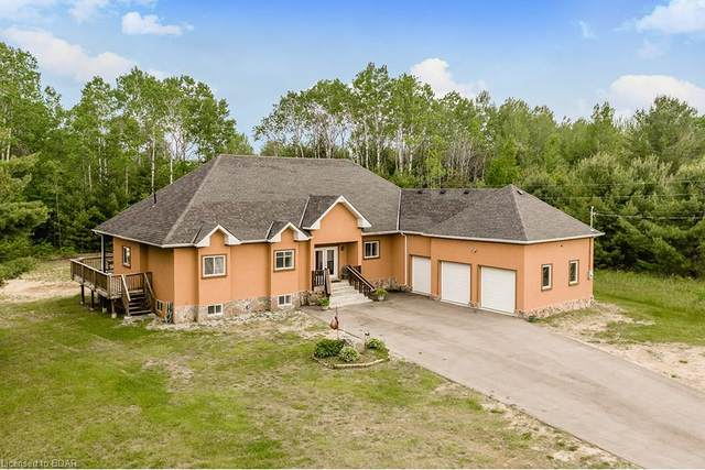 6575 Sadowa Road, Sebright, ON L0K 1W0 (MLS #30813918) :: Sutton Group Envelope Real Estate Brokerage Inc.