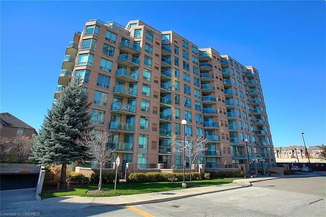 190 Manitoba Street #505, Etobicoke, ON M8Y 3Y8 (MLS #30814420) :: Sutton Group Envelope Real Estate Brokerage Inc.