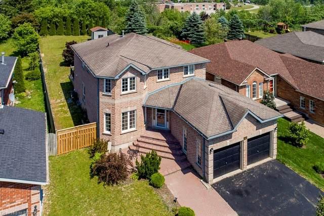 25 Logan Court, Barrie, ON L4N 8G9 (MLS #30815190) :: Sutton Group Envelope Real Estate Brokerage Inc.