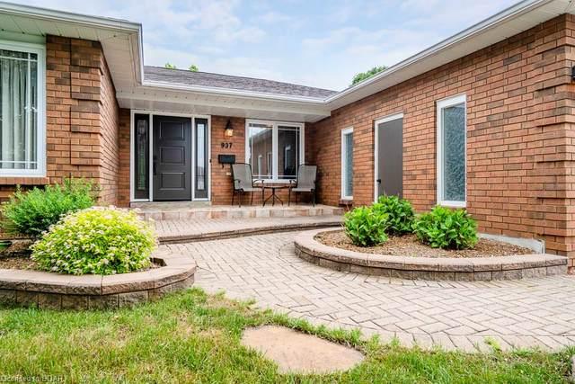 937 Playfair Road, Midland, ON L4R 4X9 (MLS #30815976) :: Sutton Group Envelope Real Estate Brokerage Inc.