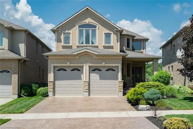78 Parkvale Drive, Kitchener, ON N2R 1V3 (MLS #30816252) :: Sutton Group Envelope Real Estate Brokerage Inc.