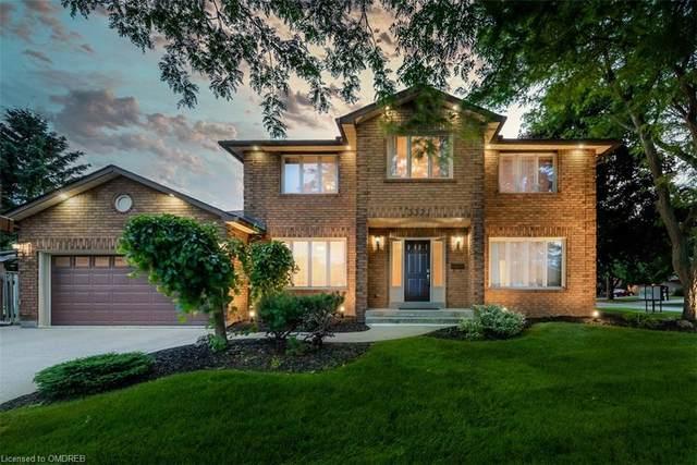 3321 Old Coach Road, Burlington, ON L7N 3T8 (MLS #30817535) :: Forest Hill Real Estate Collingwood