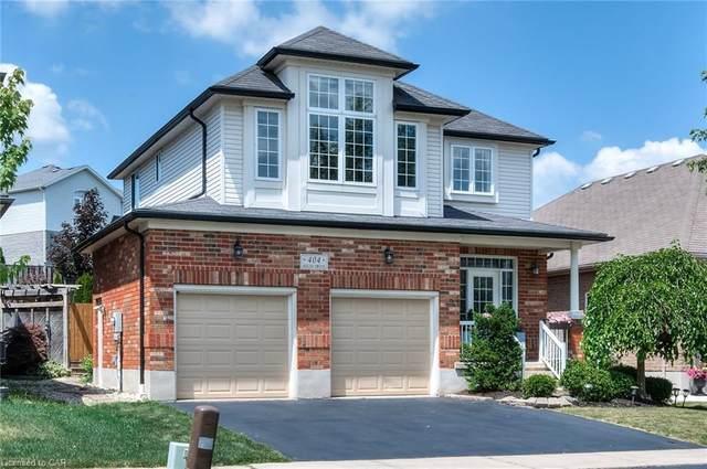 404 Kelso Drive, Waterloo, ON N2V 2S1 (MLS #30818254) :: Sutton Group Envelope Real Estate Brokerage Inc.