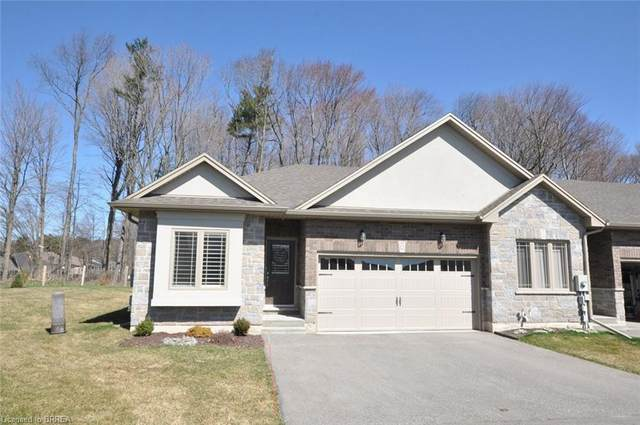 194 Donly Drive S #12, Simcoe, ON N3Y 0C6 (MLS #30818691) :: Sutton Group Envelope Real Estate Brokerage Inc.