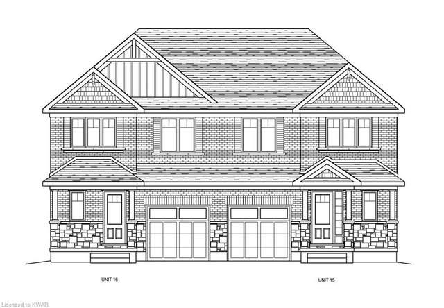 32 Gleason Crescent, Kitchener, ON N2M 0B7 (MLS #30818745) :: Sutton Group Envelope Real Estate Brokerage Inc.