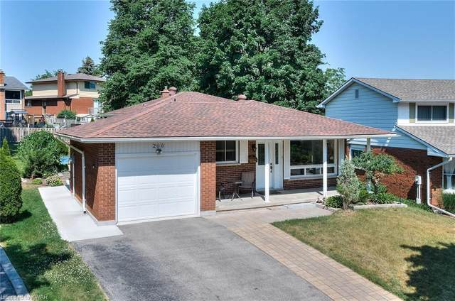 266 Southwood Drive, Kitchener, ON N2E 2B1 (MLS #30818779) :: Sutton Group Envelope Real Estate Brokerage Inc.