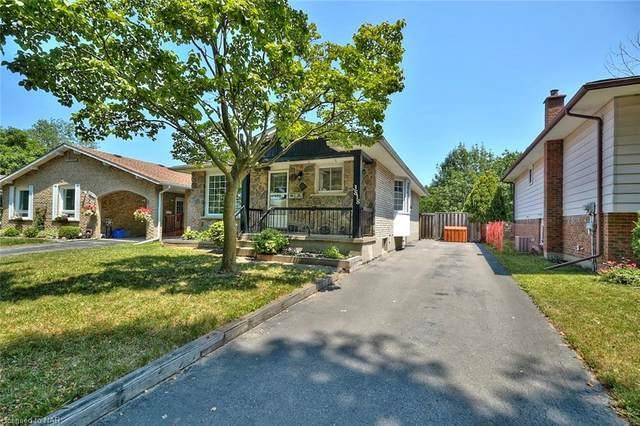 3818 Orlando Drive, Niagara Falls, ON L2J 4B7 (MLS #30818852) :: Sutton Group Envelope Real Estate Brokerage Inc.