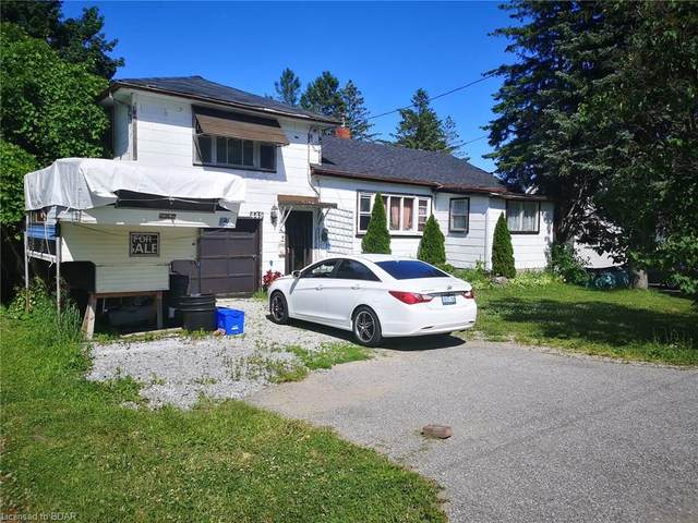 447 Yonge Street, Barrie, ON L4N 4E1 (MLS #30818875) :: Sutton Group Envelope Real Estate Brokerage Inc.